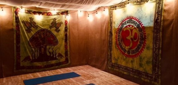 Yoga Studio in Woodbine, GA