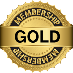 DISCOUNTED - Gold Membership Unlimited classes