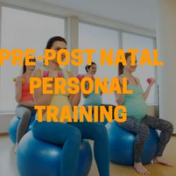 4 Prenatal Personal Training Gift