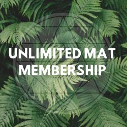 Unlimited Mat Membership