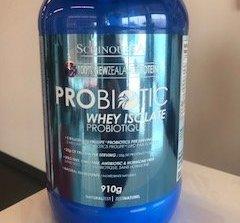 SCHINOUSSA Probiotic Whey Isolate - NaturalZest 910g