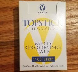 Topstick Adhesive Strips