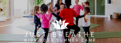 July Kids Yoga Summer Camp (4-8)