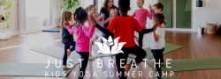 June Kids Yoga Summer Camp (4-8)