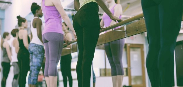 Barre Studio in Brentwood, CA