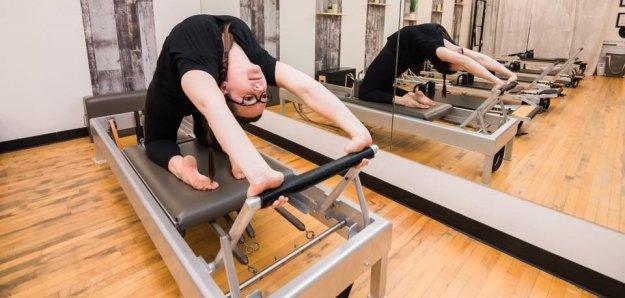 Pilates Studio in Penticton, BC