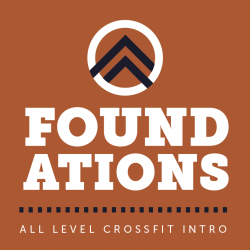 Foundations PT class 4