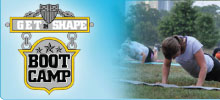 Get in Shape Boot Camp - Ben Hill Park