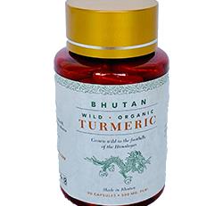 Wild Organic Turmeric