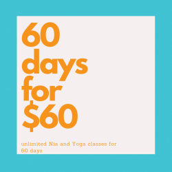 60 Days for $60