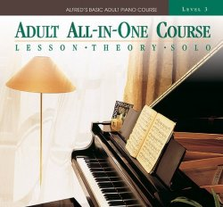 Alfred's Adult All-In-One - Level 3
