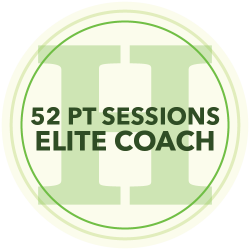 48 Personal Training Sessions (Elite Coach)