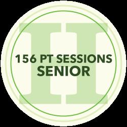 144 Personal Training Sessions (Senior)