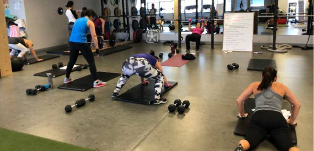 Fitness Studio in Pointe-claire, QC