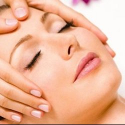 Facial with Decollete