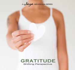 Gratitude - Jaya Meditation CD