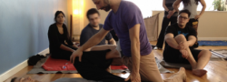 Thai Massage Practitioner Training Weekend 3