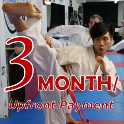 TKD Adults - 3 Month Membership