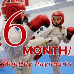TKD Kids - 6 Month Payment Terms