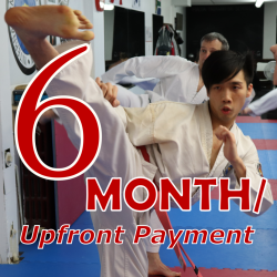 TKD Adults - 6 Month Membership