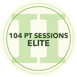 96 Personal Training Sessions (Elite)
