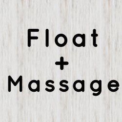 Float + Massage