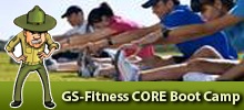 GS-Fitness CORE Boot Camp- Newton Center