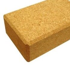 167 Cork Yoga Block