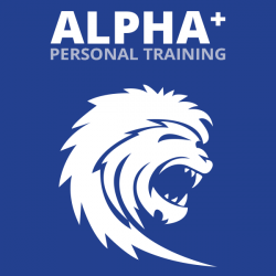 Alpha Plus  Personal Training (2x/wk- 8 Sessions)