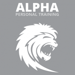 Alpha Personal Training (1x/wk- 4 Sessions)