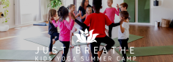 July Kids Yoga Summer Camp (9+)
