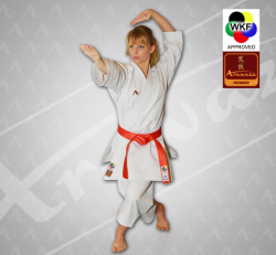 Arawaza Amber Evolution WKF Approved Kata Gi - all sizes