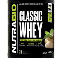 Classic Whey Protein - 2lbs