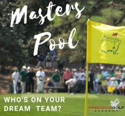 Masters Pool Buy-In