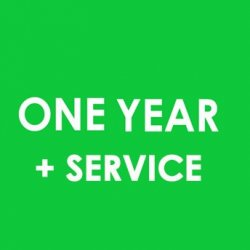 1 Year Unlimited + monthly wellness service