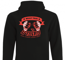 Clothing - NEW Training Ground Fists Hoodie