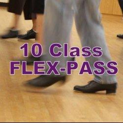 10 Class Flex Pass