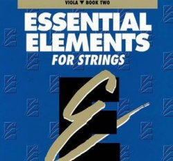 Essential Elements Viola Book 2