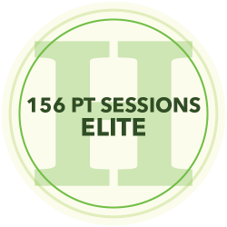 144 Personal Training Sessions (Elite)