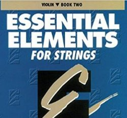 Essential Elements Violin Book 2