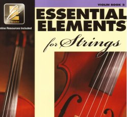 Essential Elements Violin 2