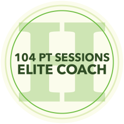 96 Personal Training Sessions (Elite Coach)