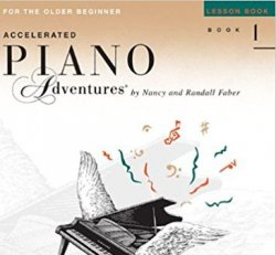 Piano Adventures - Level 1 (Accelerated) Lesson