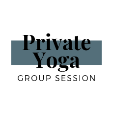 Group Private Yoga Single Session (1-3 People)