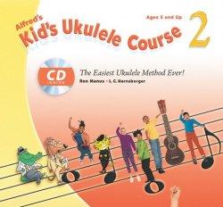 Alfred's Kids Ukulele Course 2