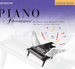 Piano Adventures Primer Level - Lesson