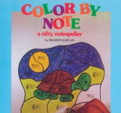 Color By Note - A Nifty Notespeller