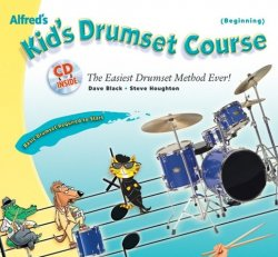 Alfred's Kids Drumset Course (Beginning)