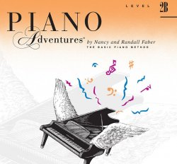 Piano Adventures Level 2B - Theory