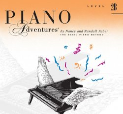 Piano Adventures Level 2B - Performance